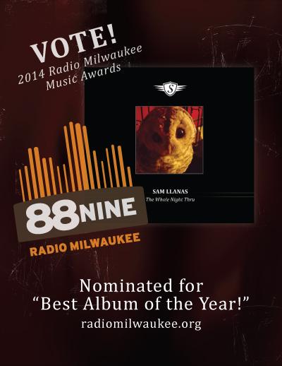 "Sam Llanas 88NINE Awards""/> </div> </div><div id="